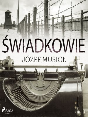 cover image of Świadkowie