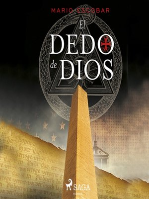 cover image of El dedo de Dios