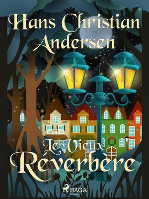 cover image of Le Vieux Réverbère