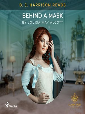 cover image of B. J. Harrison Reads Behind a Mask