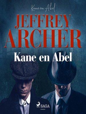cover image of Kane en Abel