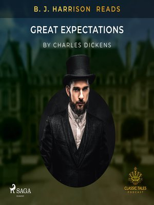 cover image of B. J. Harrison Reads Great Expectations