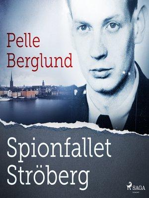 cover image of Spionfallet Ströberg