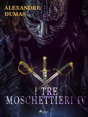 cover image of I tre moschettieri IV