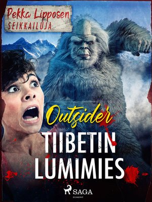 cover image of Tiibetin lumimies