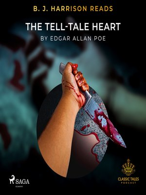 cover image of B. J. Harrison Reads the Tell-Tale Heart