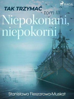 cover image of Tak trzymaćtom 3