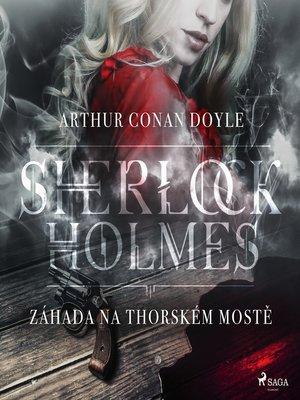 cover image of Záhada na Thorském mostě