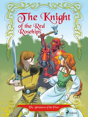 cover image of The Adventures of the Elves 1
