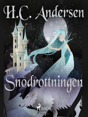 cover image of Snödrottningen