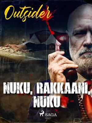 cover image of Nuku, rakkaani, nuku