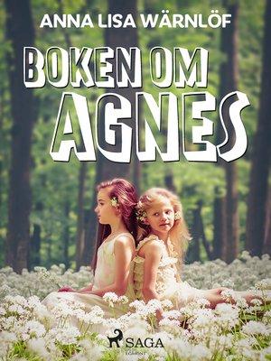 cover image of Boken om Agnes