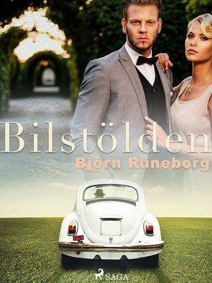 cover image of Bilstölden