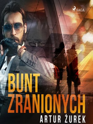 cover image of Bunt zranionych