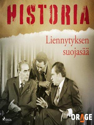 cover image of Liennytyksen suojasää