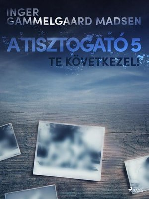 cover image of A Tisztogató 5.