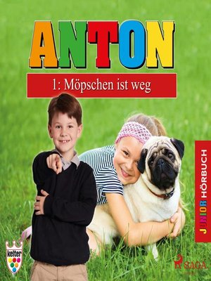 cover image of Anton, 1