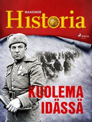 cover image of Kuolema idässä