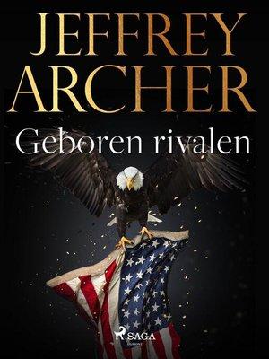 cover image of Geboren rivalen