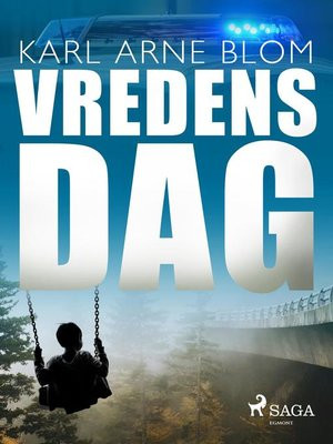 cover image of Vredens dag