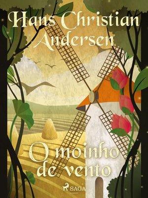 cover image of O moinho de vento