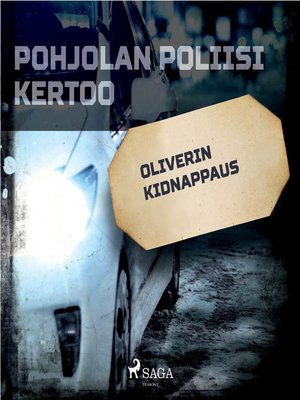 cover image of Oliverin kidnappaus