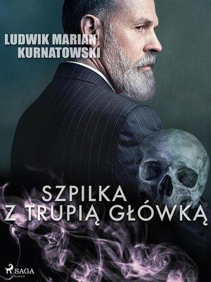cover image of Szpilka z trupią główką