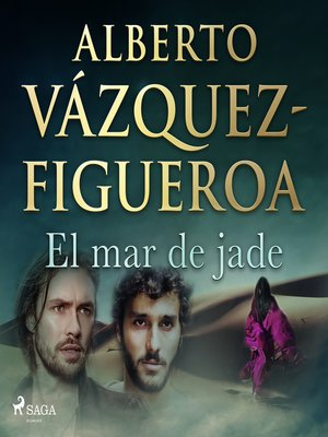 cover image of El mar de jade