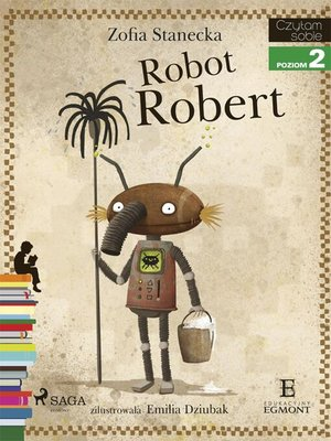 cover image of Robot Robert