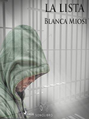 cover image of La lista