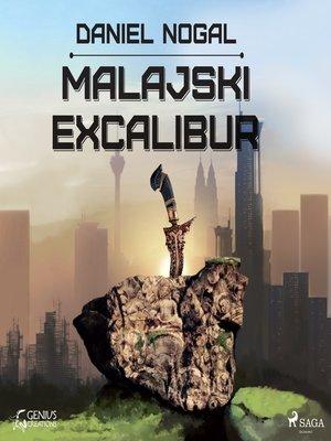 cover image of Malajski Excalibur