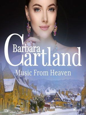 cover image of Music From Heaven (Barbara Cartland's Pink Collection 144)