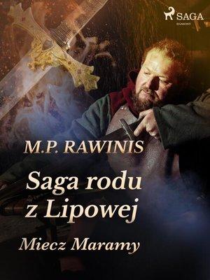 cover image of Saga rodu z Lipowej 2