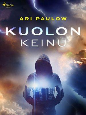 cover image of Kuolonkeinu
