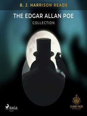 cover image of B. J. Harrison Reads the Edgar Allan Poe Collection
