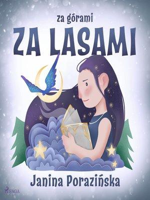 cover image of Za górami za lasami