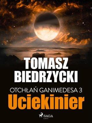 cover image of Otchłań Ganimedesa 3