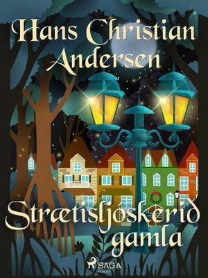 cover image of Strætisljóskerið gamla