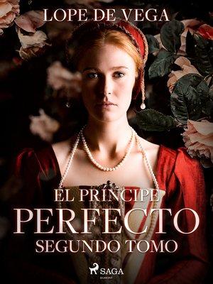 cover image of El príncipe Perfecto. Segundo tomo
