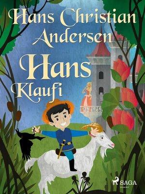 cover image of Hans Klaufi