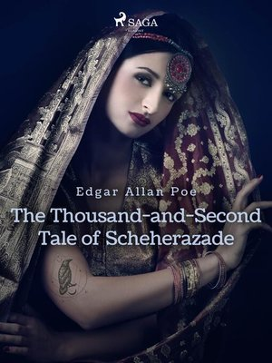 cover image of The Thousand-and-Second Tale of Scheherazade
