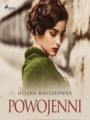 cover image of Powojenni