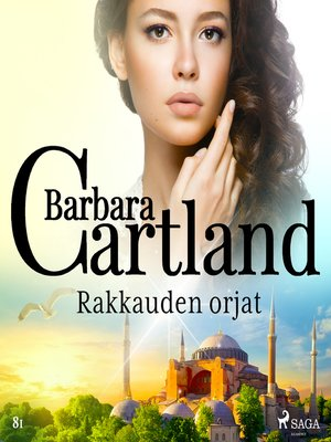 cover image of Rakkauden orjat