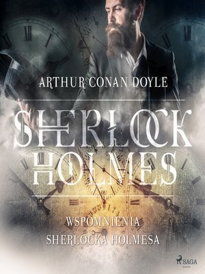 cover image of Wspomnienia Sherlocka Holmesa