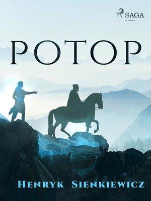 cover image of Potop (II część Trylogii)