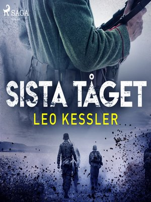 cover image of Sista tåget