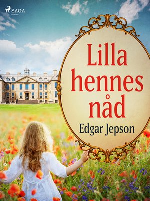 cover image of Lilla hennes nåd