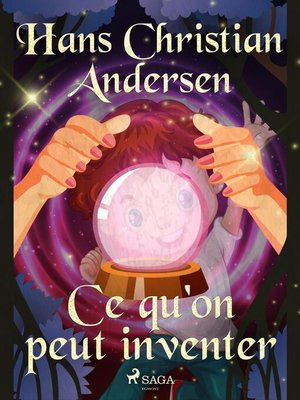 cover image of Ce qu'on peut inventer