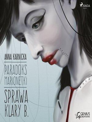 cover image of Sprawa Klary B.