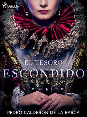 cover image of El tesoro escondido